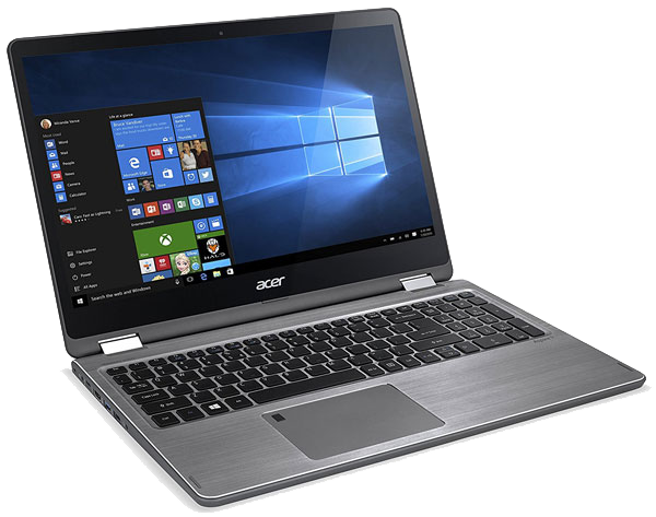 Acer Aspire R15 (360 Degree Convertible)