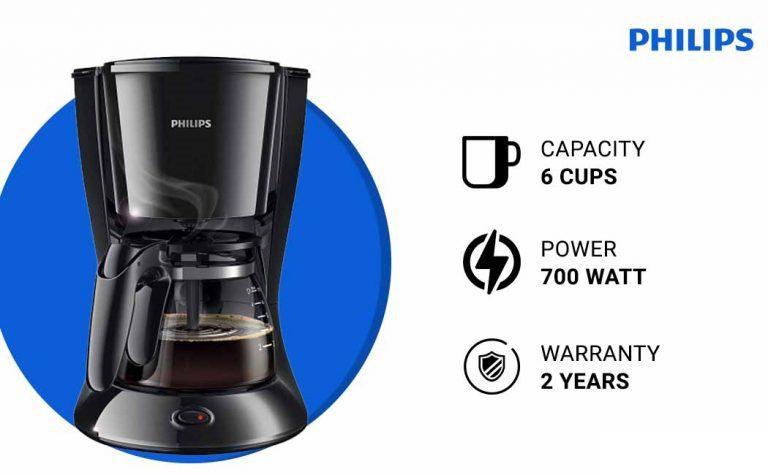 Philips HD7431/20 Coffee Maker