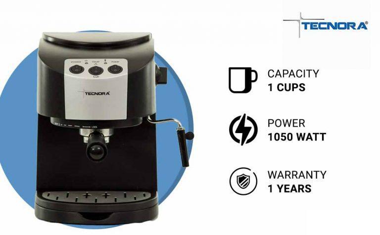 Tecnora Classico TCM107M Coffee Maker