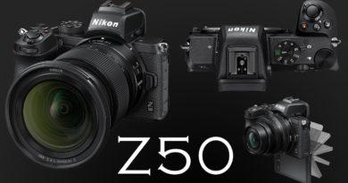 canon z50