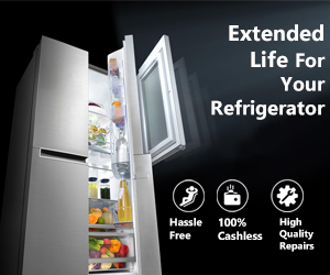 extended warranty for refrigerator