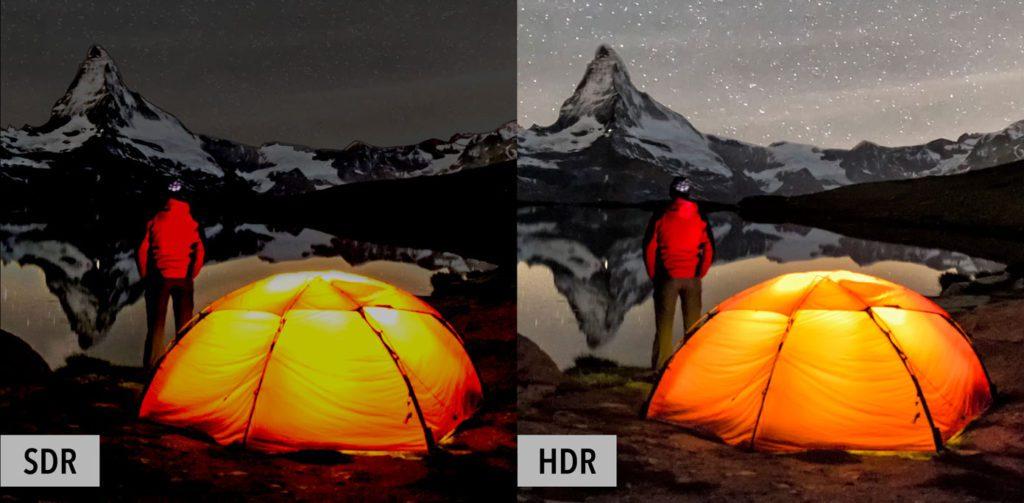 SDR vs HRD