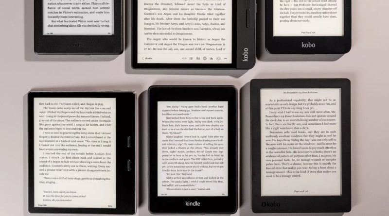 The best e-Reader to buy