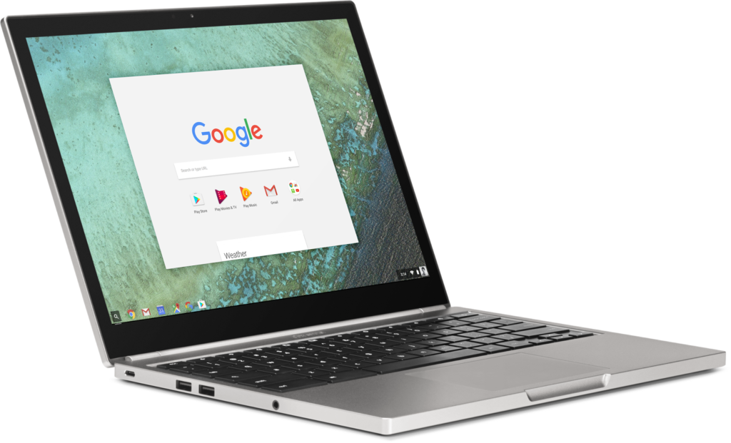 Chrome OS from Google
