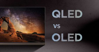 qled against oled tv