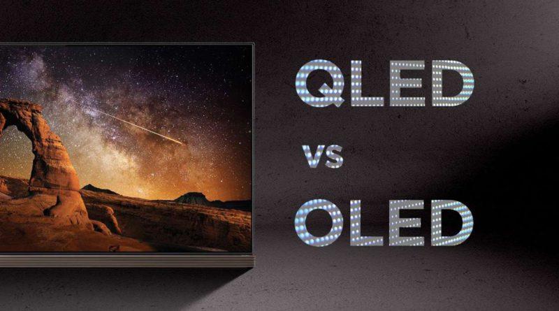 qled against oled tv