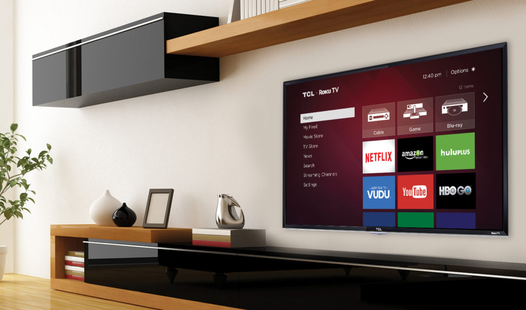 The best value TV: 65-inch TCL 6-Series