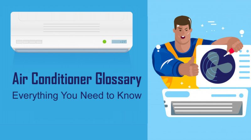 The ultimate glossary of air conditioner
