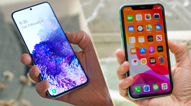 two best mobile in 2020