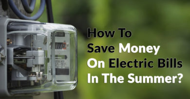 How to save money on electric bills in the summer