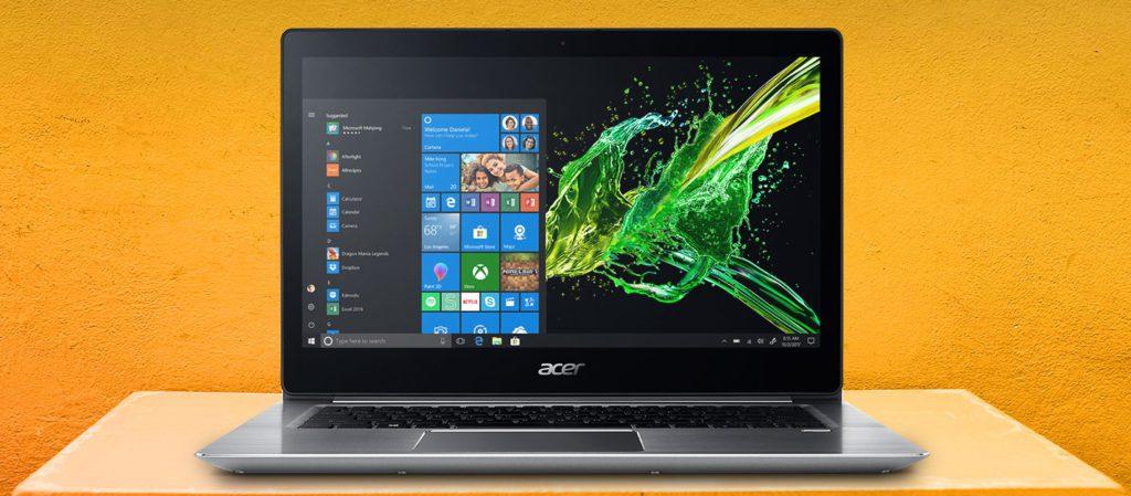 Acer Swift 3 Athlon