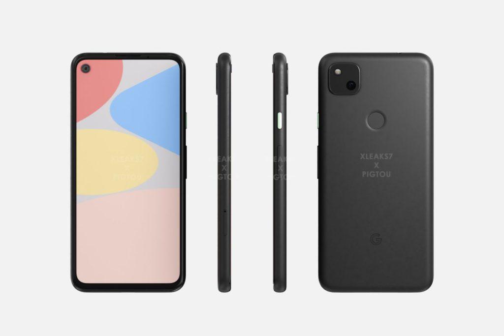 Google Pixel 4A GoWarranty