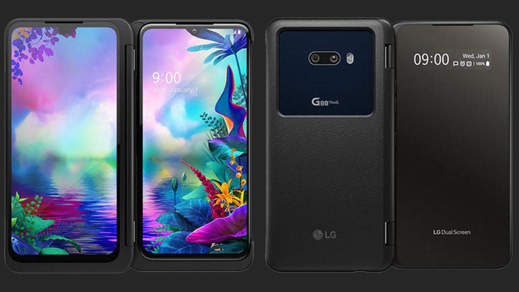 LG G8X Dual Screen Smartphone