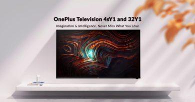 OnePlus Y-Series television