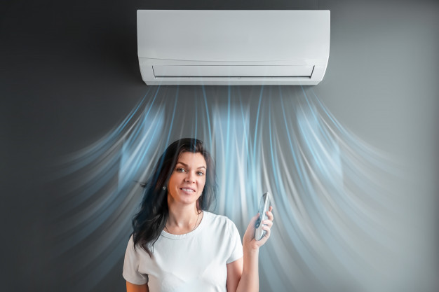 Operate your air conditioner regularly