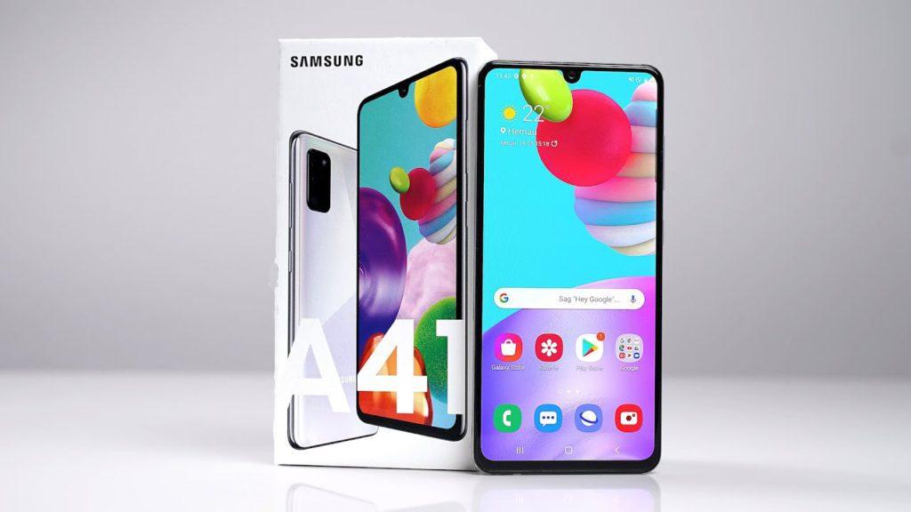 Samsung Galaxy A41 GoWarranty