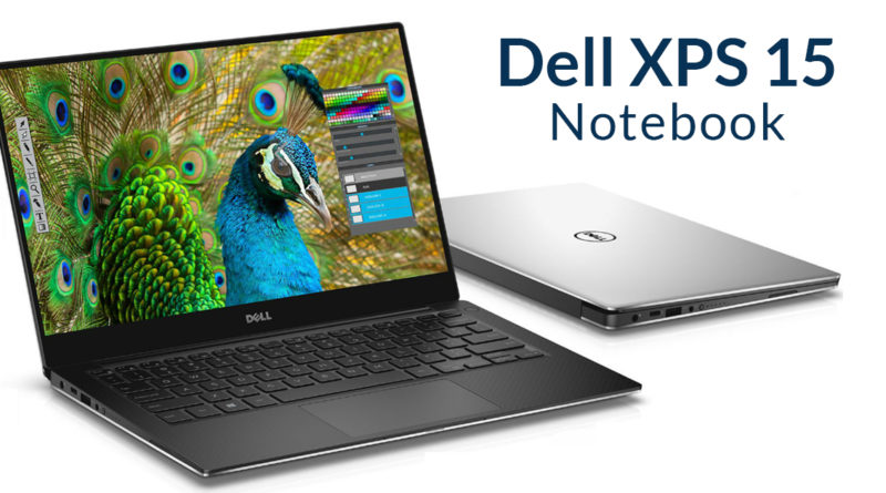 SAGMart Dell XPS 15 Premium Notebook Launched In India