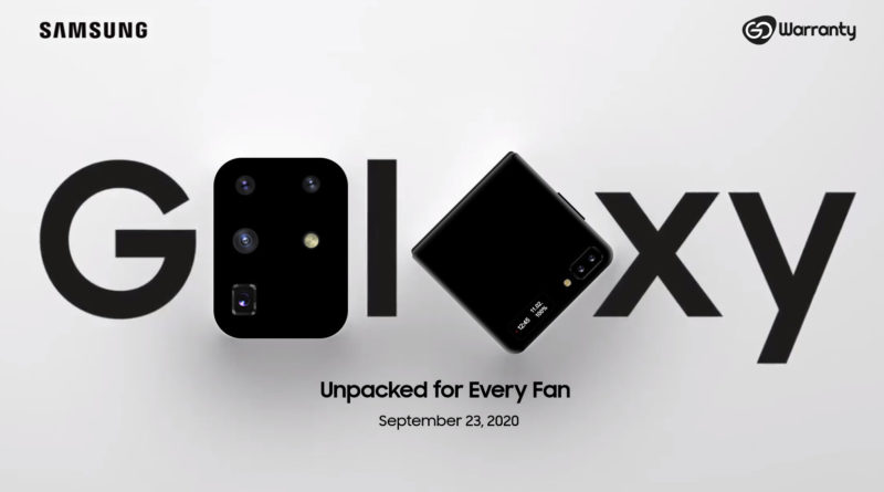 Galaxy Unpacked For Everyone