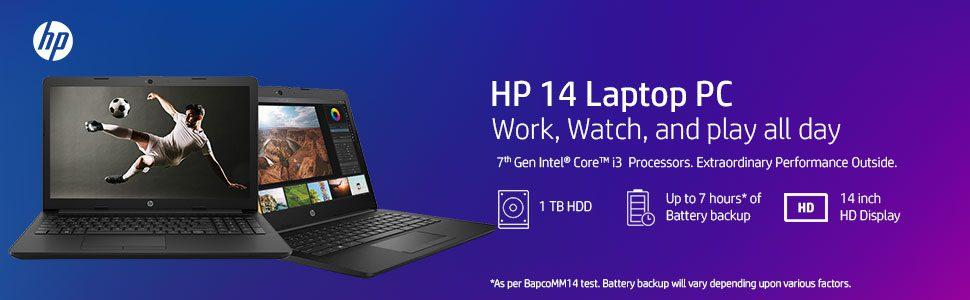 HP 14q cs2002TU laptop