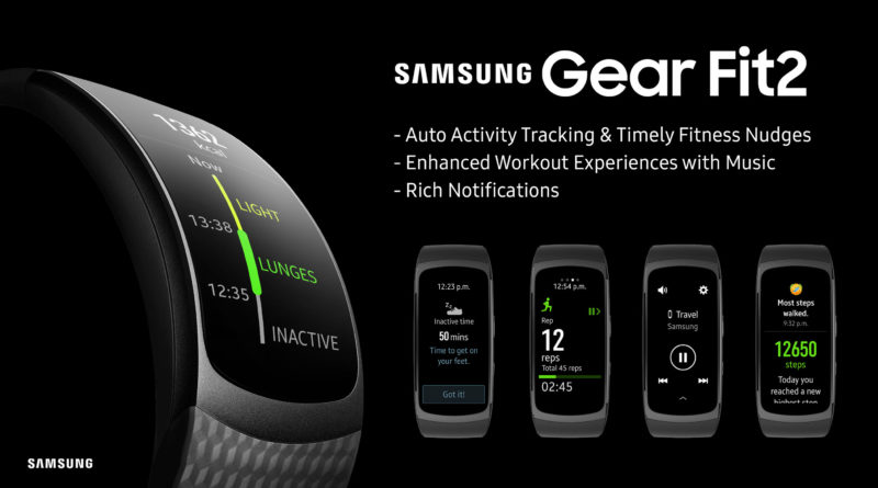 Samsung Galaxy Gear Fit 2