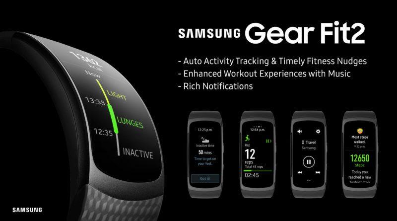 Samsung Galaxy Gear Fit 2