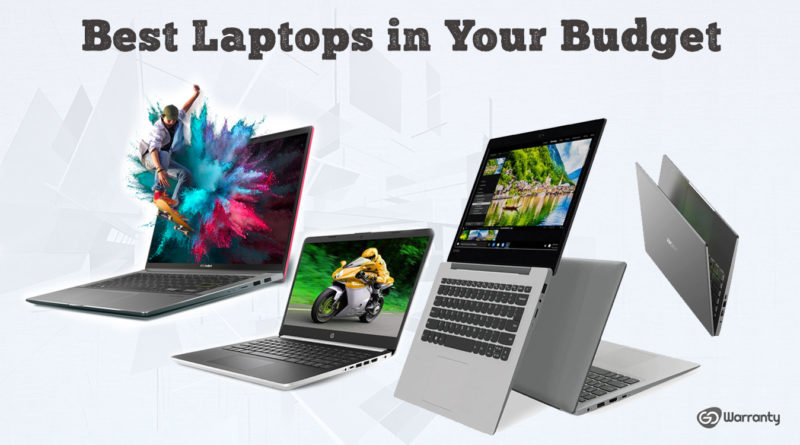 the best laptops in your budget