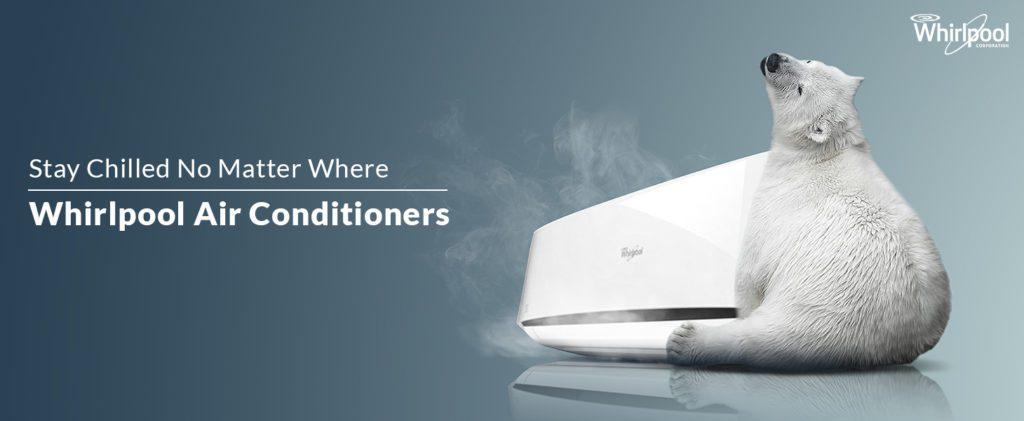Whirlpool 1.5 Ton 5 Star Inverter Split Air Conditioner