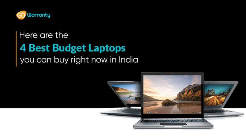 4 Best Budget Laptops