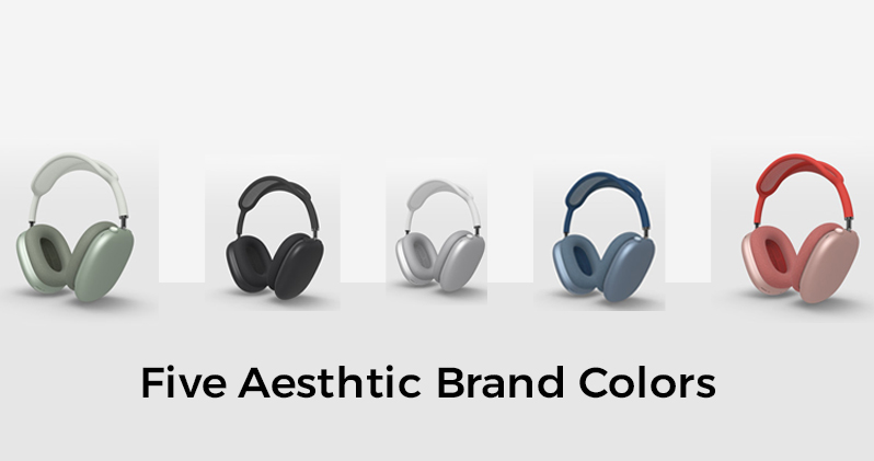 Apple Airpods Max Colors
