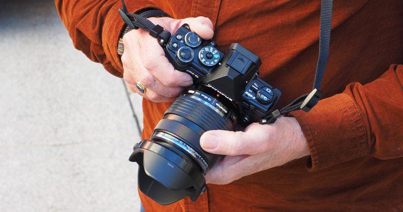 Olympus OM-D E-M5 Mark III Best vlogging camera