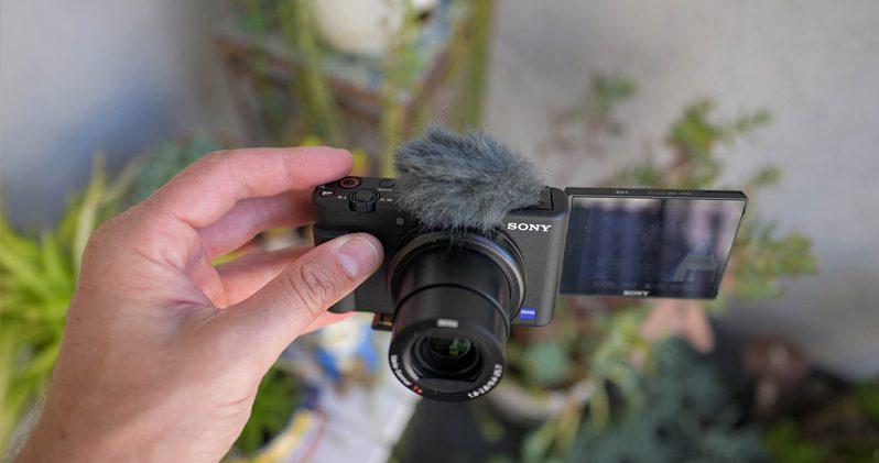 Sony ZV-1-Best vlogging camera