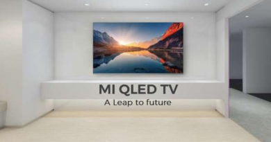 MI QLED TV
