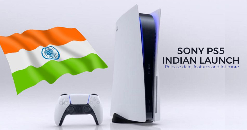 Sony PS5 indian Release