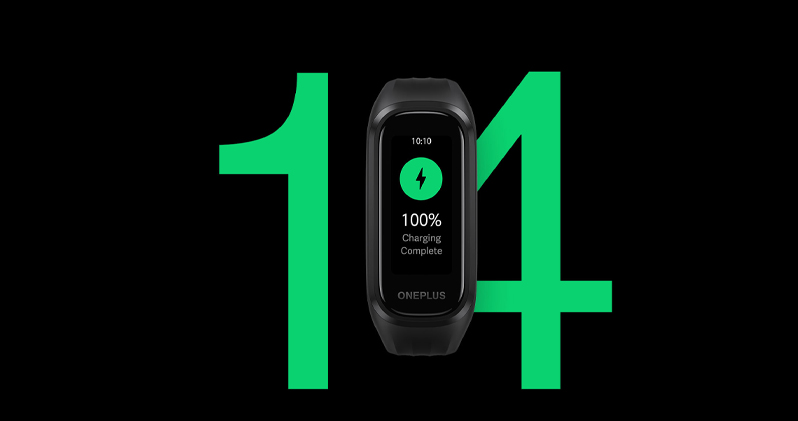 battery of new oneplus band