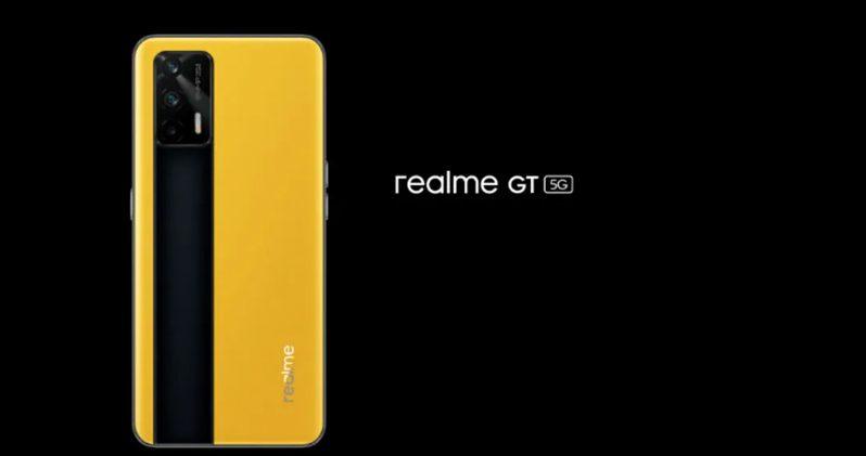Latest RealMe GT