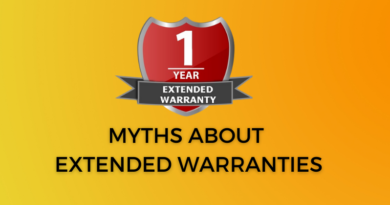 myth about warranties