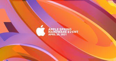 apple spring hardware 2021